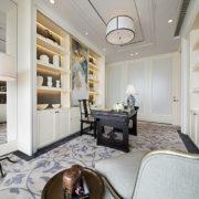 Phòng khách đẹp thiết kế theo phong cách đương đại