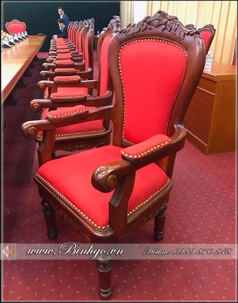 Ghế ngồi phòng họp trực tuyến cấp tỉnh, huyện vv...