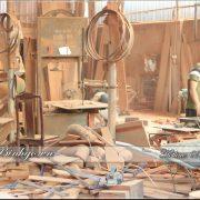 Xưởng sản xuất Đồ Gỗ Nội Thất Bình Gỗ công ty Hồng Ngọc Bích
